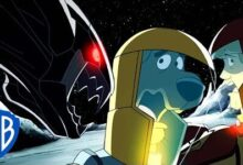 Scooby Doo En Francais Scooby Et Shaggy Rencontrent Lalien Wb Kids Zb5F M4Rkxo Image