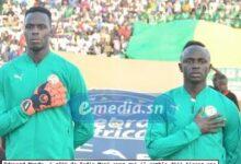 Senegal Risque De Perdre 7 Joueurs Dont Sadio Mane Edouard Mendy Ismaila Sarr Contre Namibie 7E J D2Pippgk7Ng Image