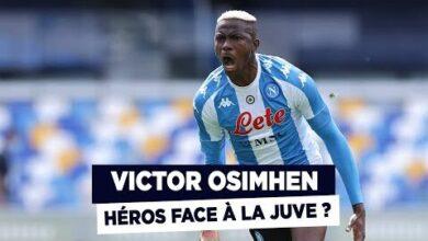 Serie A Victor Osimhen Heros De Naples Face A La Juventus Rqjm9Voplqk Image