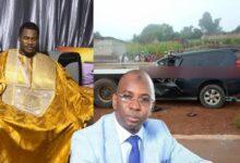 Serigne Abdoulaye Diop Khass Laccident De Moustapha Guirassy Li Motakh Accident Yi Barri Usvig 3Obay Image