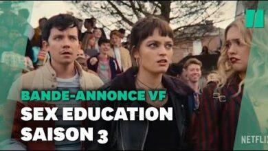 Sex Education Decouvrez La Bande Annonce De La Saison 3 Vnm2Zpl9Bau Image