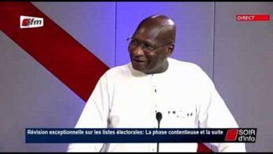 Soir Dinfo Francais Pr Binta Diallo Invite Ousmane Badiane 09 Septembre 2021 Vo65Immkyfq Image