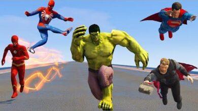 Super Heros Le Plus Rapide De Gta 5 Vr6Ctbwiufg Image