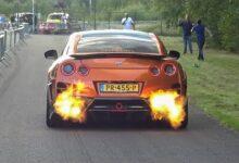 Supercars Accelerating Chiron Novitec F12 Tdf 800Hp Tt Rs G Power M8 Ipe Gt3 1000Hp Trackhawk Amgkf Xslqe Image