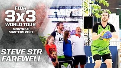 Thank You Steve Sir The Best Shooter In 3X3 History Feature Fiba 3X3 Wt Montreal 2021 T D181Kig04 Image