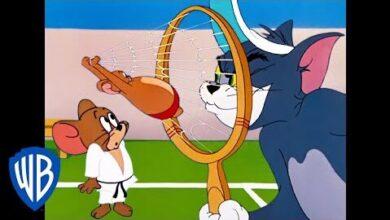 Tom Et Jerry En Francais Jeux Olympiques Dete Wb Kids Auo9Io235Mw Image