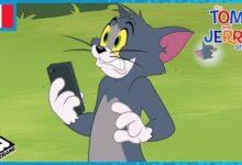 Tom Et Jerry Show En Francais Le Big Foot Hdp1Bnx33Ni Image