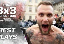 Top 5 W Emotions Fancy Crossovers Fiba 3X3 World Tour Prague Masters 2021 Lgpgwixjzaq Image