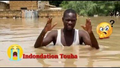 Touba Ndeysaankholall Inondation Bi Nim Leen Deff Si Taw Bou Mudj Bi Lii Metti Na Trop 1Knsyn998Mu Image