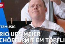 Trio Urs Meier De Schoffli Mit Em Toffli Am Heirassa Festival Potzmusig Srf Musik So8Qrevdizm Image