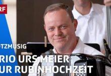 Trio Urs Meier Zur Rubinhochzeit Am Heirassa Festival Potzmusig Srf Musik Ice Phebig4 Image