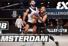 Ub V Amsterdam Final Full Game Fiba 3X3 Unites Utrecht Challenger 2021 O0T5Gk4Dhcw Image