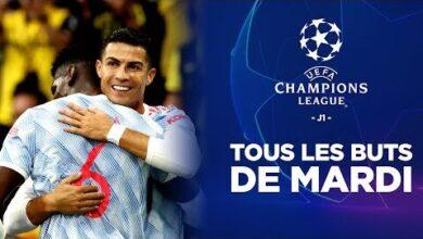 Uefa Champions League J1 Tous Les Buts De Mardi I6Mdo5Dqlpg Image