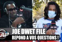 Un Feat Avec Kalash Criminel Joe Dwet File Repond A Vos Questions Planeterap D7Qwfxdxjgu Image