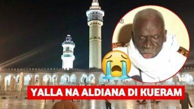 Urgent Cm En Deuil Serigne Moukhamadou Sokhna Lo Ndiarem Mofi Bayyi Ko Nfjs4Wf4Uz0 Image