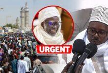 Urgent En Direct Declaration Cheikh Bass Abdou Khadre Porte Parole Du Khalif General Des Mouride Ijqcehrkyrc Image