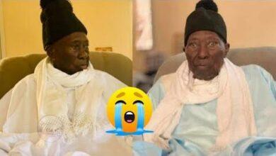 Urgent Touba Communaute Mourides En Deuil Necrologie Deces De Serigne Cheikh Dieumb Fall Vczohvctgya Image