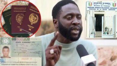 Urgent Trafic De Visa Kilifeu De Yen A Marre Vient Detre Arrete Par La Dic 3Qhsz2Sqe30 Image