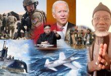 Urgentactualites Internationales Du Jour Larmee Americaine Ak Coree Du Nord Ak Afghanistan Wkyfwf T3Y8 Image
