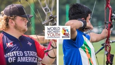 Usa V India Compound Cadet Men Gold Wroclaw 2021 World Archery Youth Championships 0Xbkeosce2M Image