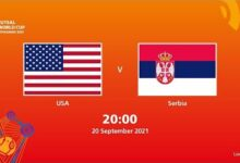 Usa V Serbia Fifa Futsal World Cup 2021 Full Match Sdmk2Fcm2Bw Image