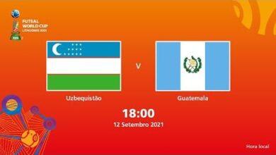 Uzbekistan V Guatemala Fifa Futsal World Cup 2021 Full Match Gimtfcifstw Image