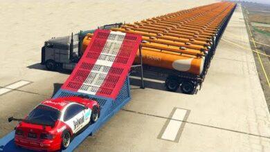 Vehicule Qui Saute Le Plus Loin Lhxf66Uezhe Image