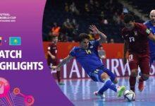 Venezuela V Kazakhstan Fifa Futsal World Cup 2021 Match Highlights V4Gsphmqt8U Image