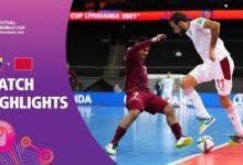 Venezuela V Morocco Fifa Futsal World Cup 2021 Match Highlights Noyal1Aoeu Image