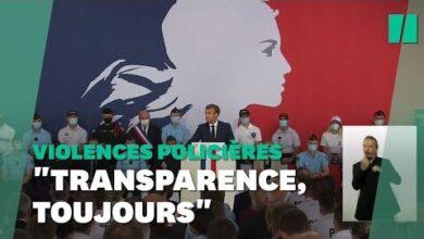 Violences Policieres Pas De Nouvelle Institution De Controle Mais Plus De Transparence Jbaahs2Cksw Image