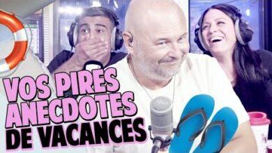 Vos Pires Anecdotes De Vacances Nouvelle Saison Fvuathb5Eha Image