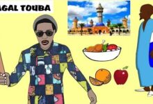 Wadial Magal Touba 2021Dessin Anime En Woloflagocomedy Senegal Pdu33Qrtyf0 Image