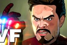 What If Iron Man Claque Des Doigts Bande Annonce Vf 2021 Fzbuyvghm M Image