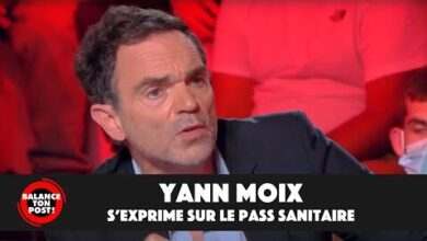 Yann Moix Dire Que La France Est Une Dictature Sanitaire Est Quelque Chose Dobscene Jodpi48Cggu Image