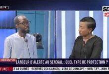 Abdoulaye Mbow Le Lanceur Dalerte Est Comme Un Saltigue De Nos Jours U 8Nl6Qsxfa Image