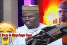 Alahou Akbar Kariba Mbaye Sapar Sapar Vient De Rendre Lame Sur Accident De Voiture Loqsaujoxyi Image
