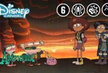 Amphibia Tempels Disney Channel Be Oeosziavguq Image