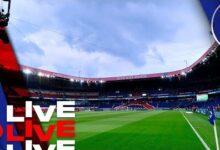 Avant Match En Direct Du Parc Des Princes Paris Saint Germain Angers Sco Wspjbtkbtda Image
