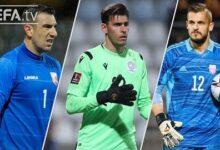 Banda Michael Ozols European Qualifiers Great Saves Matchday 7 8 Aembdp17Rre Image