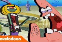 Bob Leponge Un Genie Dans Une Bouteille Nickelodeon France Ykhca Kcrgm Image