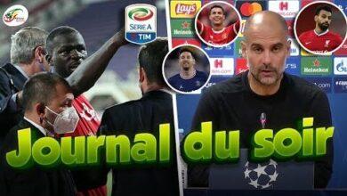 Bonne Nouvelle Pour Kalidou Koulibaly Guardiola Place Salah Devant Messi Et Cr7 Jds 4 Rm7Vduxfe Image