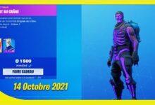 Boutique Fortnite Du 14 Octobre 2021 Squelette Ozvoq1H5Fm Image