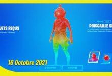 Boutique Fortnite Du 16 Octobre 2021 Skin Foot Zombies Pulieh9Picu Image