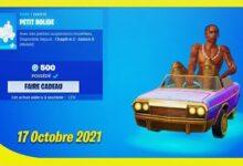 Boutique Fortnite Du 17 Octobre 2021 Item Shop October 17 2021 Rhlf3Grkvqu Image