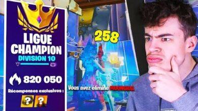Ce Joueur A 820 000 Points Darene Sur Fortnite Record Du Monde Knqamv3Gtti Image