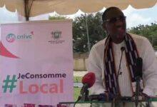 Cherte De La Vie Le Ministre Diarrassouba Lance La 2E Edition Doctobre Mois Du Consommer Local Ooosprsnaw0 Image