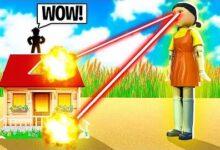 Construire Pour Survivre Au Boss De Squid Game Dans Roblox Build And Survive Ptkyhl9Kuo0 Image