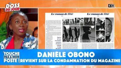 Daniele Obono Dessinee En Esclave La Deputee Revient Sur La Condamnation Du Magazine Sbchaccvi6I Image
