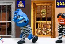Discrimination Entre Riches Et Pauvres En Prison Animated Short Film Clay Mixer Francais Yo08Qlecm4M Image
