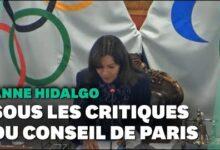 En Difficulte Dans Les Sondages Anne Hidalgo Malmenee Au Conseil De Paris Zuf8Gihxxze Image